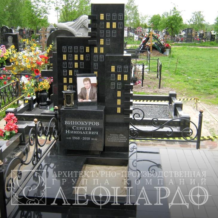 эксклюзивный памятник - мемориал